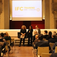 Training IFC - Auditorium S. Apollonia