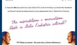 Fra miserabilismo e mecenatismo. Esiste in Italia l'industria culturale?