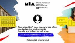 MIA – MERCATO INTERNAZIONALE AUDIOVISIVO 2020