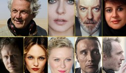 George Miller's eight jury members unveiled
