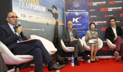 Venice Days and Bridging the Dragon for the China Film Forum at Venice