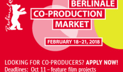 BERLINALE CO-PRODUCTION MARKET 2018