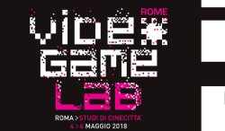 THE VIDEOGAME LAB AT CINECITTA'