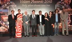IFC presente a Mumbai per il Volare Awards