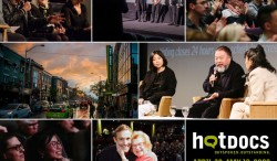 Submissions for the 2020 Hot Docs Festival are open.
