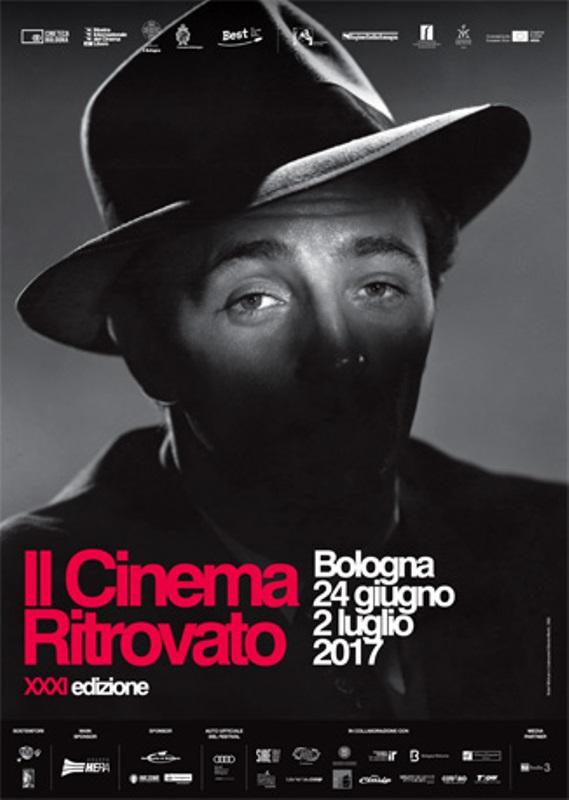Cinema Ritrovato locandina