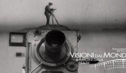 3° Festival Internazionale del Documentario. Visioni dal Mondo, Immagini dalla Realtà