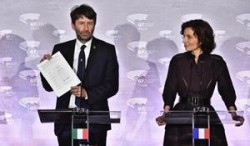 ACCORDO ITALIA-FRANCIA SUL DIRITTO D'AUTORE