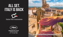 "GUARDA IL WEBINAIR ""ALL SET – ITALIAN FILM COMMISSIONS AND PRODUCTION OPPORTUNITIES"""