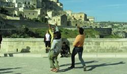 Set indiano a Matera