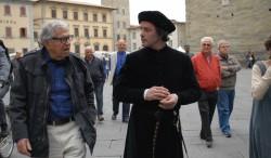 Set a Pistoia e a Firenze