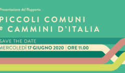 Small Municipalities and Paths of Italy: presentation on 17 June with the Minister of Culture Dario Franceschini