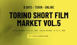 5° Torino Short Film Market