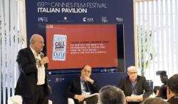Roma Lazio Film Commission, Ile de France and Berlin-Brandenburg sign an agreement