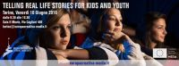TELLING REAL LIFE STORIES FOR KIDS AND YOUTH