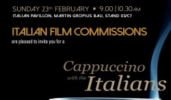 CAPPUCCINO WITH THE ITALIANS 23 FEBRUARY