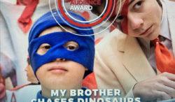 MIO FRATELLO RINCORRE I DINOSAURI di Stefano Cipani vince agli EUROPEAN FILM AWARDS il premio EFA YOUNG AUDIENCE AWARD 2020