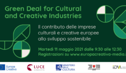 Green Deal for Culture and Creative Industries