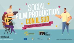 "ON LINE IL BANDO ""SOCIAL FILM PRODUCTION CON IL SUD"""