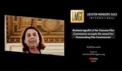 LMGI Award a Toscana Film Commission