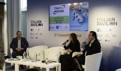 Borgonzoni: Cinecittà, Italian pride in the world