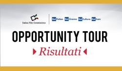 Opportunity Tour: risultati
