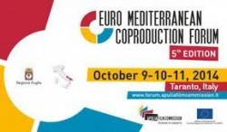5° Forum di Coproduzione Euro Mediterraneo