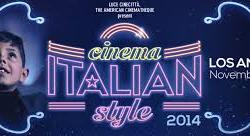 CINEMA ITALIAN STYLE